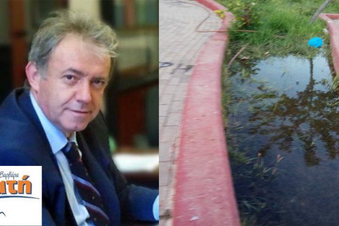 Μιχάλης Γιάγκας: Πάρκο «ΜΗΤΈΡΑΣ»: Κίνδυνος εστιών μόλυνσης