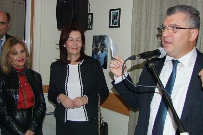 Με μεγάλη επιτυχία τα εγκαίνια του πολιτικού γραφείου του κ. Χάρη Τσιλιώτη