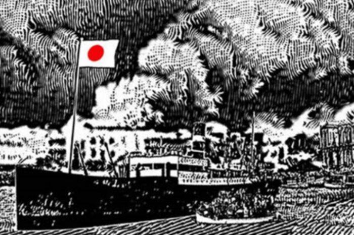 Καταστροφή Σμύρνης: Ο Ιάπωνας καπετάνιος που έσωσε 825 Έλληνες και Αρμένιους
