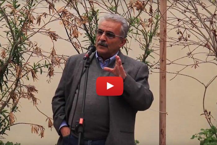 Δυναμική εμφάνιση Λ. Μίχου στις γειτονιές της πόλης (βίντεο)