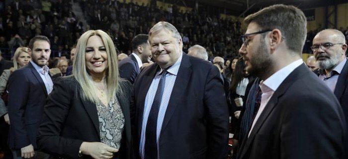 Χαρδαβέλλα-Ασκητή κατεβάζει η Φώφη- Ηχηρά ονόματα δίνουν μάχη για μια θέση