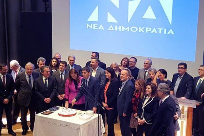 Αυγενάκης: «Οι Έλληνες παραμένουν υπέρ της Ευρώπης και στις Ευρωεκλογές θα στείλουν ένα ξεκάθαρο μήνυμα στην Κυβέρνηση»