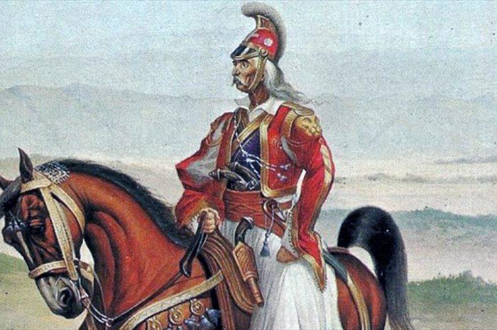 4 Φεβρουαρίου 1843: Ετσι πέθανε ο Θ. Κολοκοτρώνης .