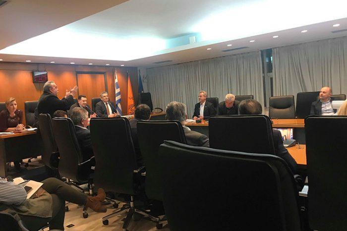 Ένταση στο δημοτικό συμβούλιο Ιλιου με αφορμή καταγγελία για αθέμιτο ανταγωνισμό σε προεκλογική περίοδο