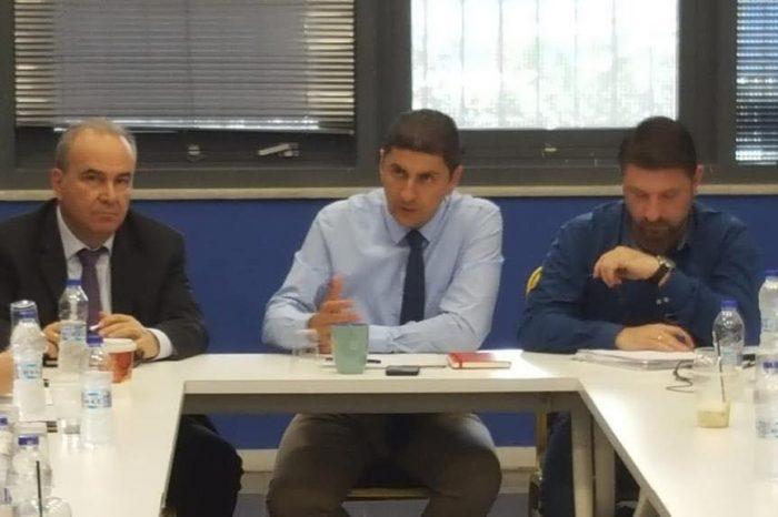 Λ. Αυγενάκης: Την 27η Μαΐου η Κυβέρνηση θα πάρει ένα ισχυρό και ξεκάθαρο μήνυμα πολιτικής αλλαγής!