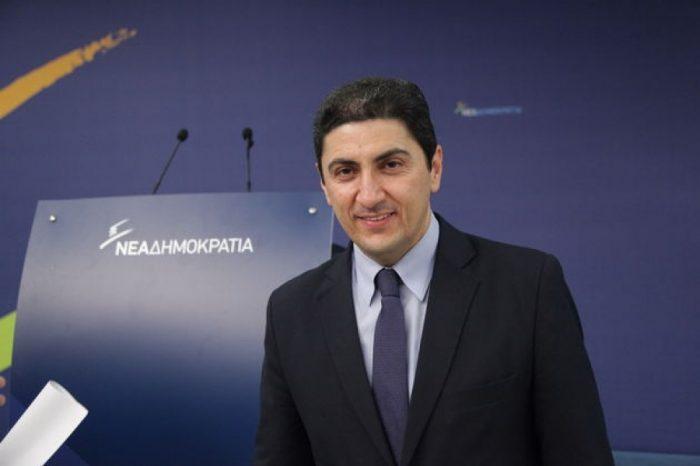 Λ. Αυγενάκης: «Ψήφος στον Τσίπρα ίσον ψήφος εμπιστοσύνης στο ψέμα και την εξαπάτηση»