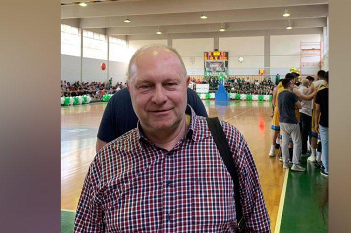 Ο Παναγιώτης Οφθαλμίδης στηρίζει τον Αθλητισμό και τους πολίτες