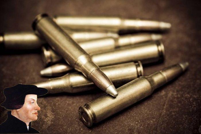 Τι έγινε ρε παιδιά… τέλειωσαν οι σφαίρες;