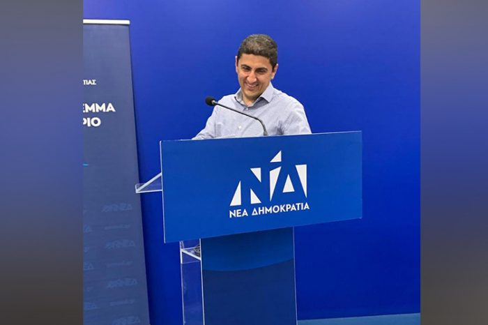 Λ. Αυγενάκης στην ΟΝΝΕΔ: «Πάρτε την Ελλάδα στα χέρια σας. Μην αφήνετε άλλους να αποφασίζουν για το δικό σας μέλλον»