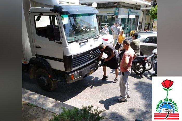 Νέο ατύχημα στην Καραϊσκάκη.Επανερχεται το αίτημα για μονοδρομηση της οδού!