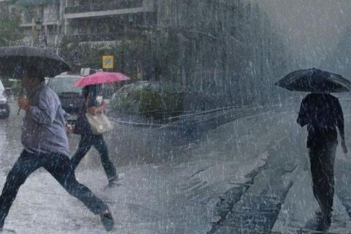 Καιρός: Σφοδρές καταιγίδες μετά τον τριήμερο καύσωνα
