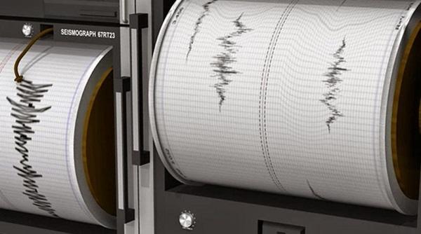 Ισχυρός σεισμός μεταξύ Κρήτης και Σαντορίνης