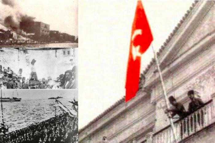 Σαν Σήμερα: 1922 η Σμύρνη στα χέρια των Τούρκων