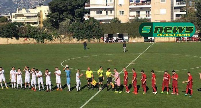 Φιλικό 1-0 του Άρη Πετρούπολης επί του Ηφαίστου Περιστερίου