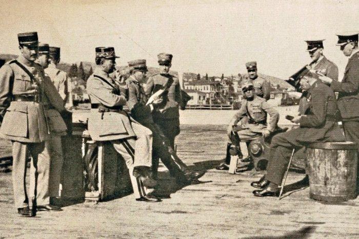Σαν Σήμερα: 1922 η Συνθήκη των Μουδανιών