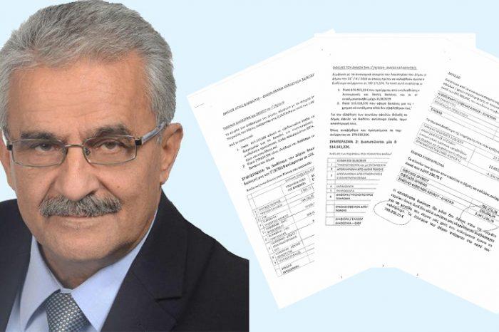 Λάμπρος Μίχος: Καταχρεωμένος ο δήμος από την διοίκηση Καπλάνη