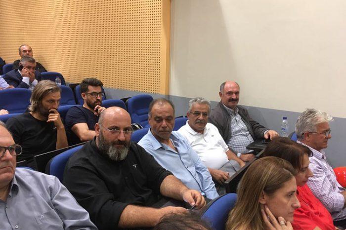 Λάμπρος Μίχος: Πλήρες σχέδιο για τη πολιτική προστασία  της πόλης