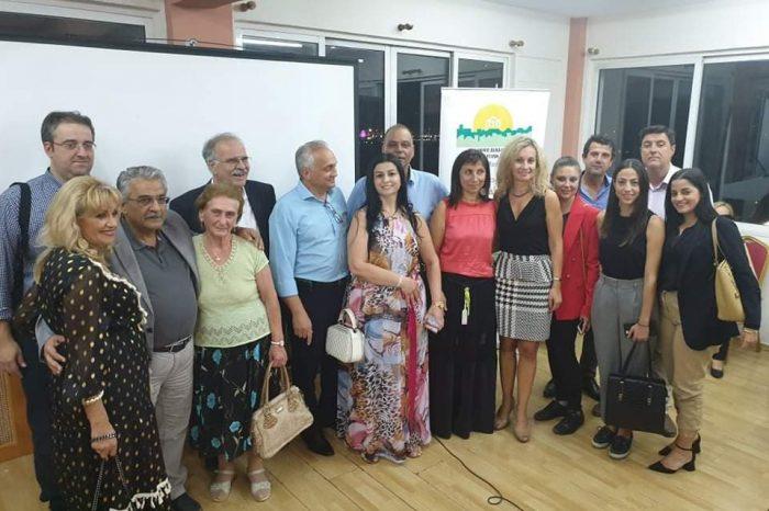 Δήμος Αγίας Βαρβάρας: «Επανεκκίνηση καρδιάς, αλλάζω τη ζωή μου, φροντίζω την καρδιά μου»
