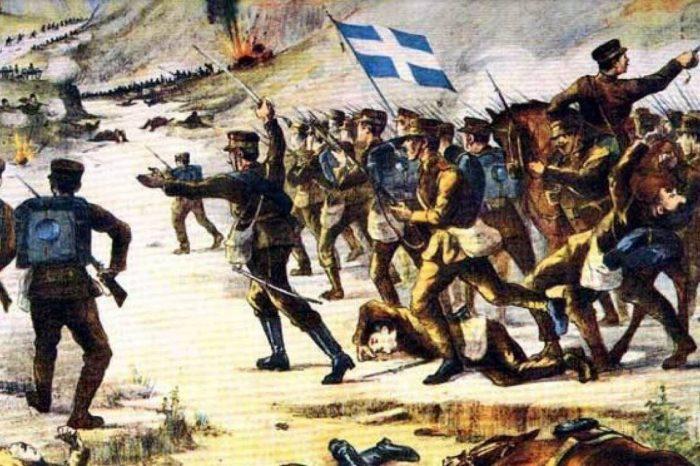 Σαν Σήμερα: 1912 η Ελλάδα κηρύσσει τον πόλεμο στην Τουρκία