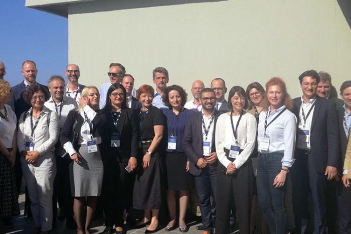 H Νάντια Γιαννακοπούλου στο Διεθνές Συνέδριο που διοργάνωσε το FES