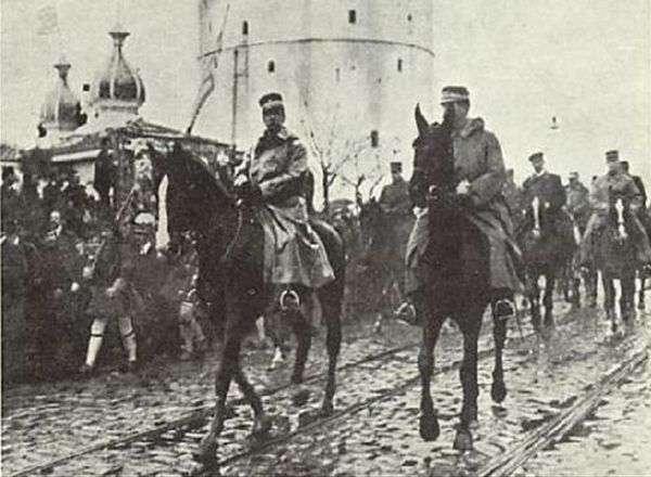 Σαν Σήμερα: 1912 η απελευθέρωση της Θεσσαλονίκης