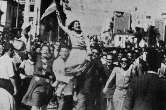 Σαν Σήμερα: 1944 η Απελευθέρωση της Αθήνας