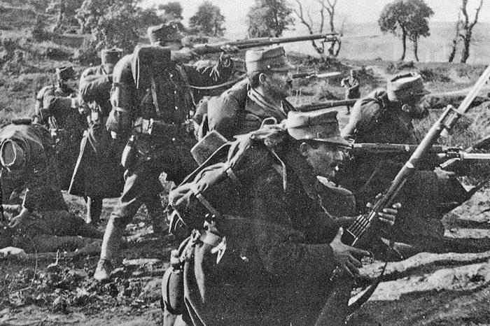 Σαν Σήμερα: 1912 Α΄Βαλκανικός Πόλεμος