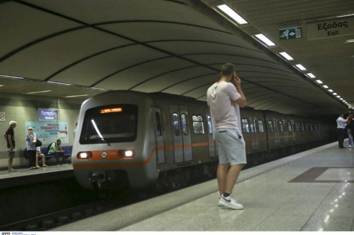 Παραδίδονται έξι νέοι σταθμοί του μετρό ως το καλοκαίρι του 2021