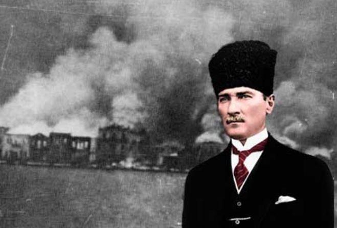 Σαν Σήμερα: 1919 ο Ατατούρκ ζητά την κήρυξη πολέμου κατά της Ελλάδας
