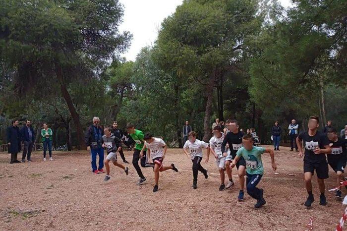 Δήμος Χαϊδαρίου: Αγώνας Δρόμου στον Διομήδειο Κήπο: Όλα τα παιδιά ήταν νικητές