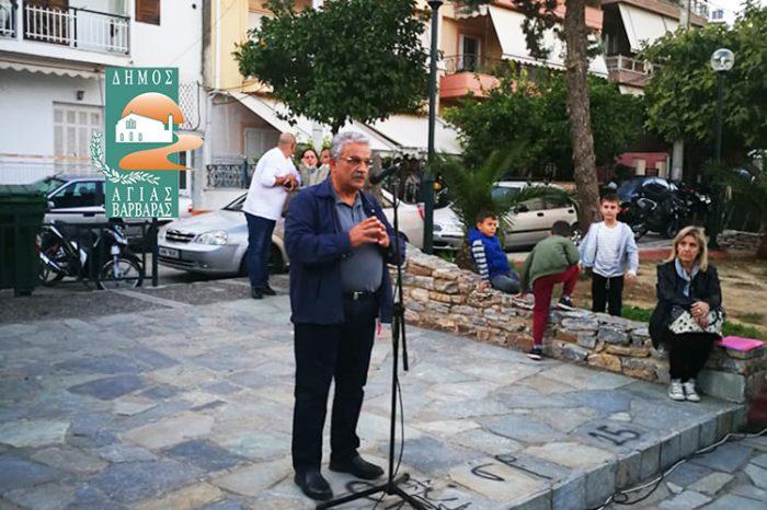 Λάμπρος Μίχος: Η πλατεία ΖΑΝΑΕ θα φτιαχτεί στα πρότυπα των δημοτών με το κλειδί στα χέρια τους!