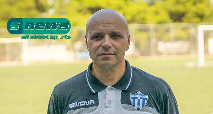 Γιαννόπουλος: «Μαγική εικόνα το αποτέλεσμα με τον ΠΑΣ Γαλάτσι»