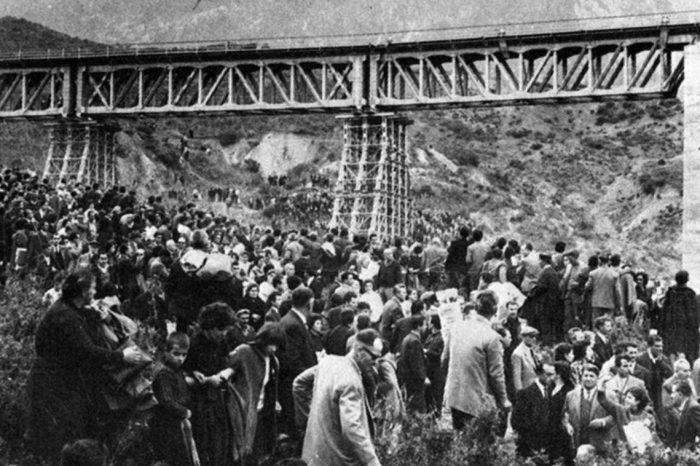 Σαν Σήμερα: 1964 αίμα στον Γοργοπόταμο