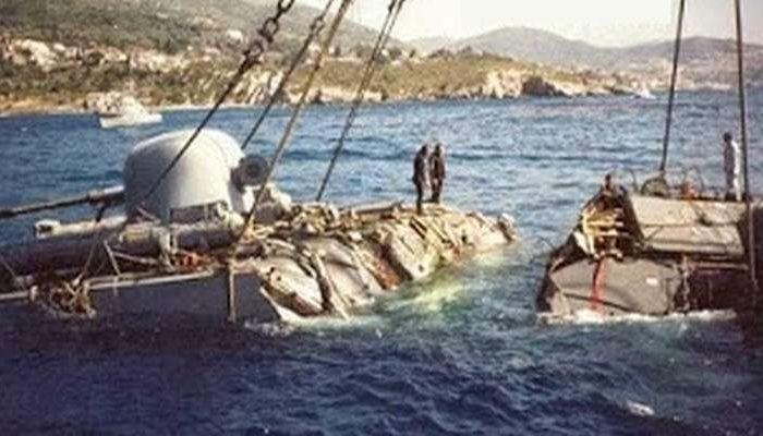 Σαν Σήμερα: 1996 η τραγωδία με την πυραυλάκατο Κωστάκος