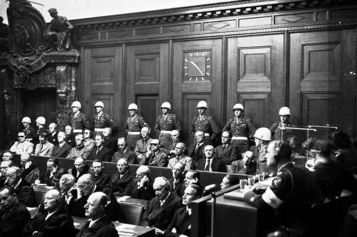 Σαν Σήμερα: 1945 αρχίζει η Δίκη της Νυρεμβέργης