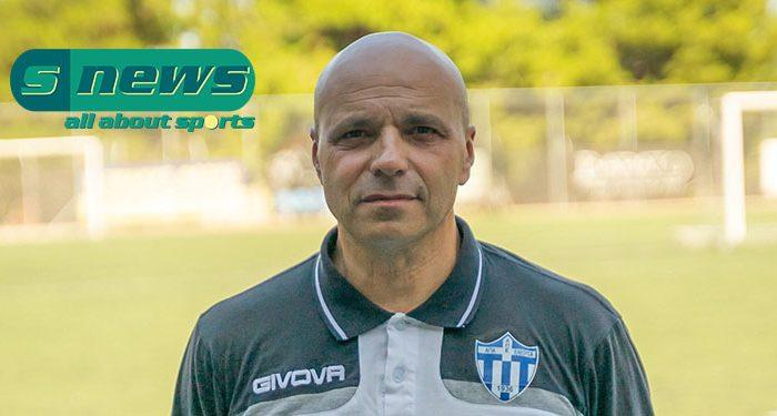 Γιαννόπουλος: «Να συνεχίσουμε όπως τελειώσαμε το 2019»