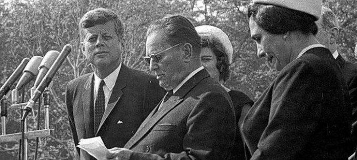 Σαν σήμερα: Ο Τίτο εκλέγεται πρόεδρος της Γιουγκοσλαβίας