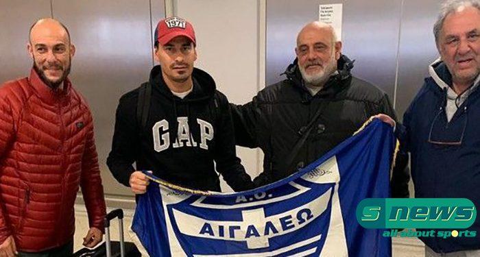 Αιγάλεω: Έφτασε στην Αθήνα ο Μπλάνκο