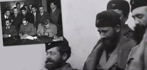 Σαν σήμερα: 1945 η Συμφωνία της Βάρκιζας