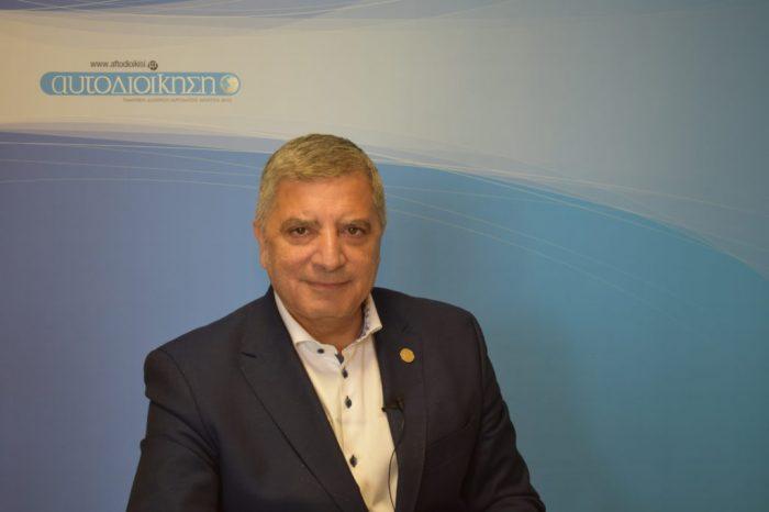 Πατούλης -Κορωνοϊός: Δίνει ένα εκατ. ευρώ για το εμβόλιο στην Κρήτη (ΑΠΟΚΛΕΙΣΤΙΚΟ)