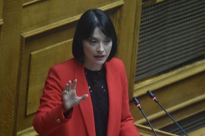 Ομιλία – Παρέμβαση της Βουλευτού του ΚΙΝΑΛ Νάντιας Γιαννακοπούλου στην συζήτηση για το Νομοσχέδιο για το Μεταναστευτικό