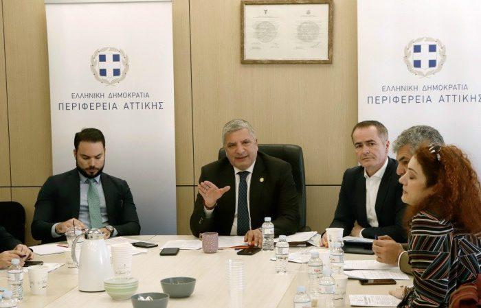 Η προστασία της δημόσιας υγείας των πολιτών της Αττικής βρίσκεται σήμερα σε καλά χέρια