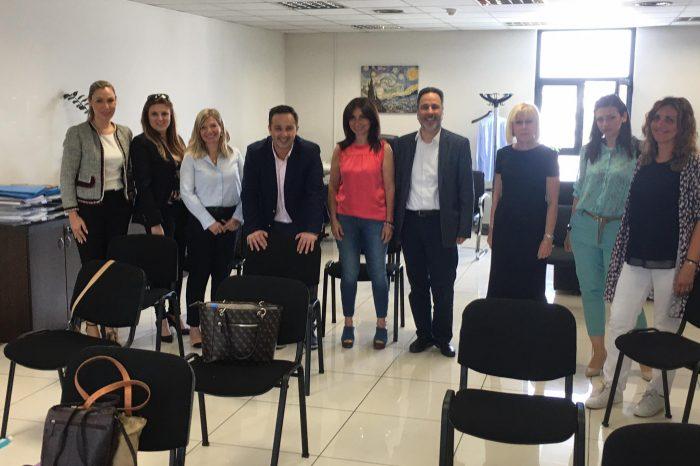 Σύσκεψη με θέμα την πρόληψη και προαγωγή της Δημόσιας Υγείας στην Περιφερειακή Ενότητα Δυτικού Τομέα Αθηνών