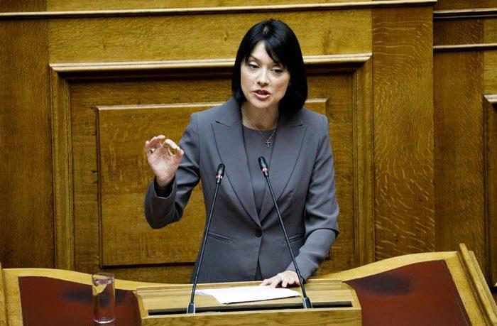 Νάντια Γιαννακοπούλου: Τοποθέτηση ως Ειδική Αγορήτρια στο Νομοσχέδιο του Υπουργείου Δικαιοσύνης