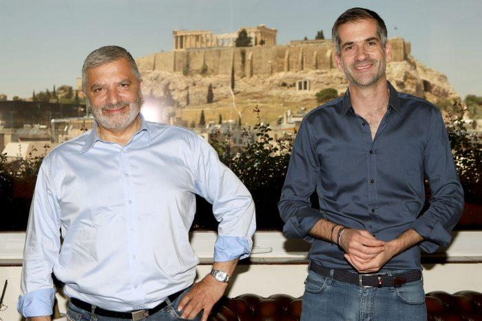 Συνάντηση Περιφερειάρχη Αττικής Γ. Πατούλη με τον Δήμαρχο Αθηναίων Κ. Μπακογιάννη για τον «Μεγάλο Περίπατο της Αθήνας»