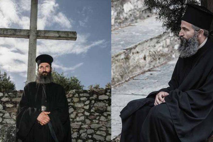 O Άρης Σερβετάλης υποδύεται τον Άγιο Νεκτάριο σε ταινία για τη ζωή του