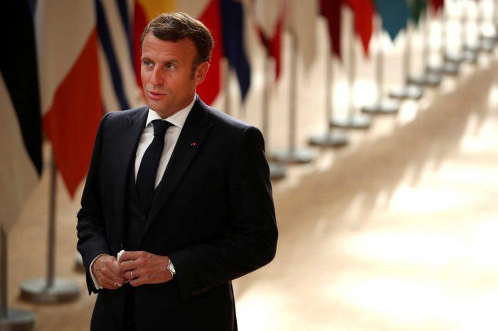 Ανάρτηση Μακρόν στα ελληνικά για τη Μόρια: Η Γαλλία θα ξαναδώσει το παρών