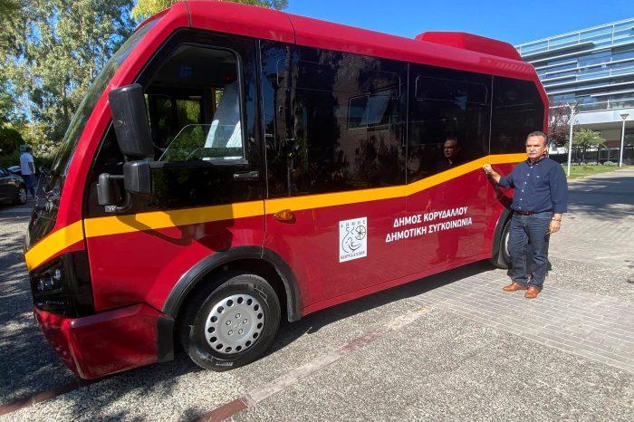 Ο δήμος Kορυδαλλού αναβαθμίζει τις αστικές μετακινήσεις
