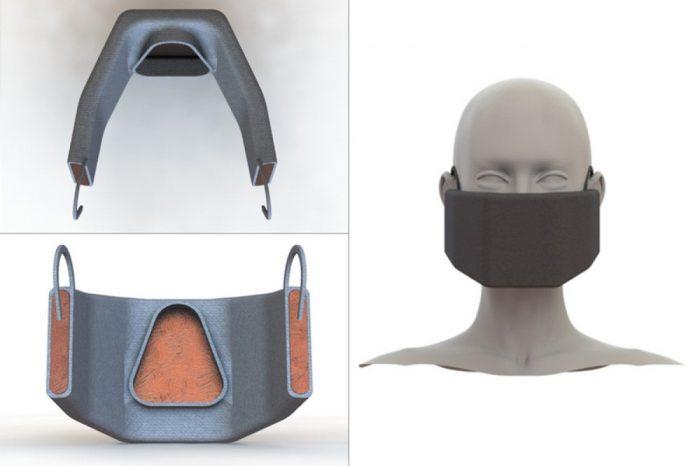 Μάσκα που παγιδεύει και εξοντώνει τον κορονοϊο κατασκεύασε το ΜΙΤ