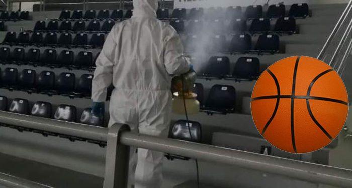 Προσωρινή αναστολή λειτουργίας των δημοτικών κλειστών γυμναστηρίων λόγω απολύμανσης